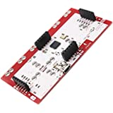 Yeshi Pince crocodile Jumper Wire Standard Controller board kit pour MaKey MaKey pour Arduino–Une Invention kit pour tout le monde