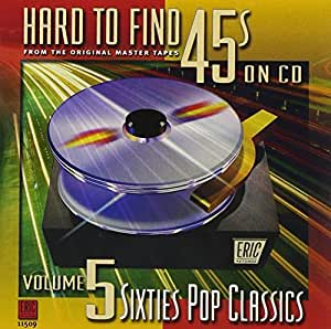 V5 1960s: Hard To Find 45s On