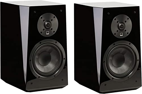 SVS Ultra Bookshelf Speaker (Pair) - Piano Gloss Black