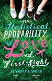 download ebook the statistical probability of love at first sight by jennifer e smith (2012-05-24) pdf epub