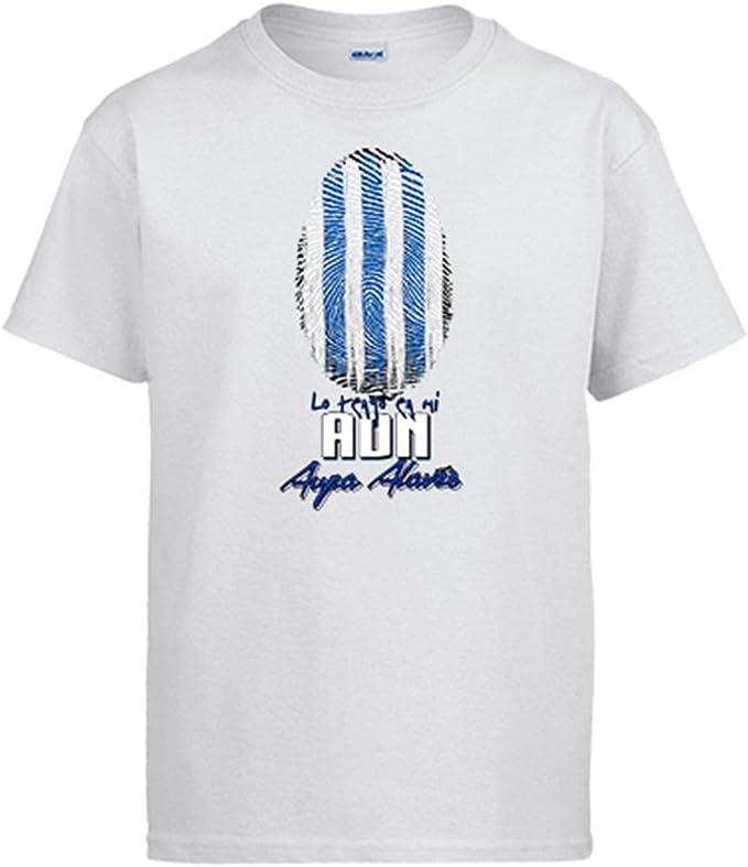 Diver Camisetas Camiseta lo Tengo en mi ADN Alavés fútbol: Amazon.es: Ropa y accesorios