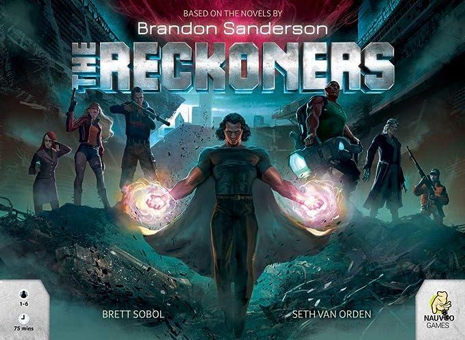 Nauv The Reckoners - Juego de Mesa: Amazon.es: Juguetes y juegos