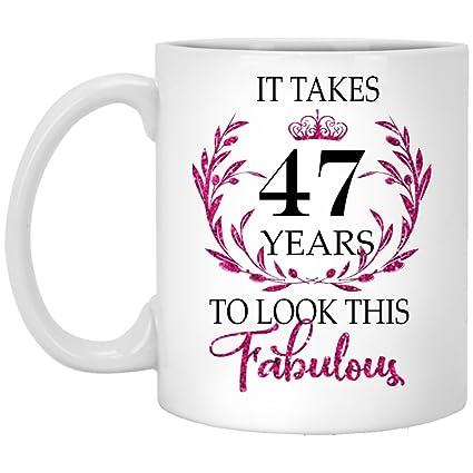 47th Birthday Gift For Women