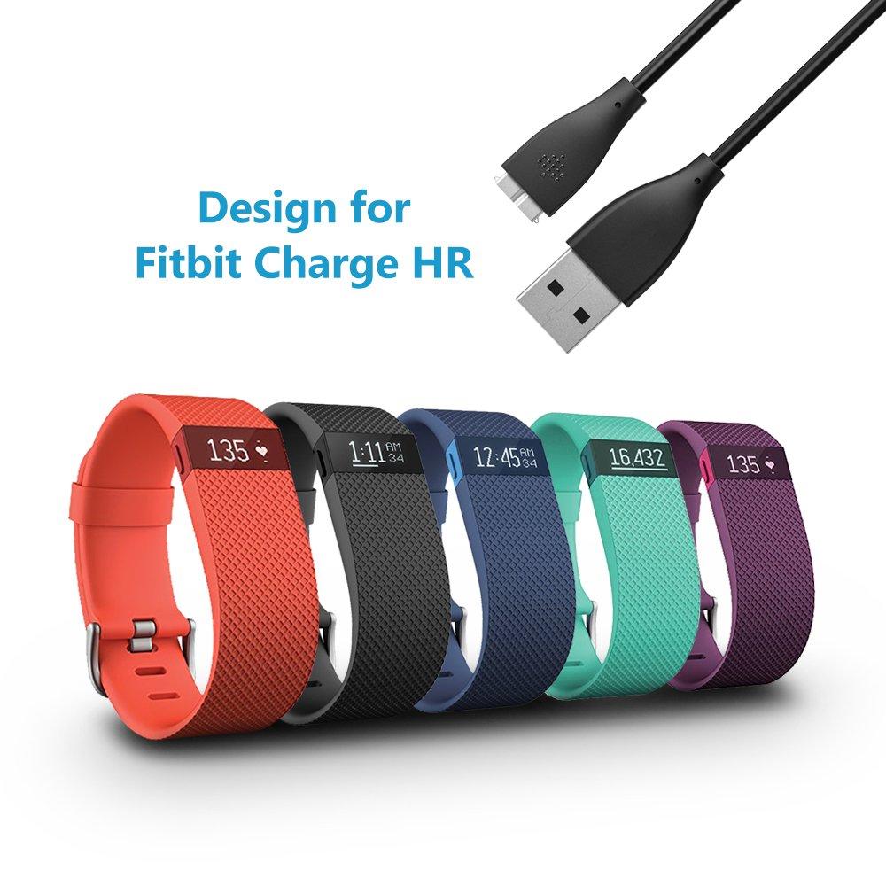 1m + 27cm]Cable de Carga, VicTop Cable Cargador para Fitbit ...