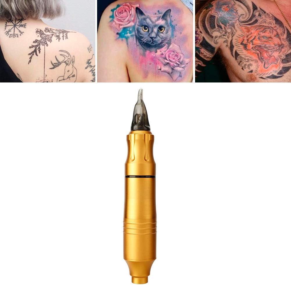 Pluma rotativa para mástil de tatuaje, 4 colores Premium ...