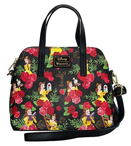 Beauty Beast Belle Leather Handbag