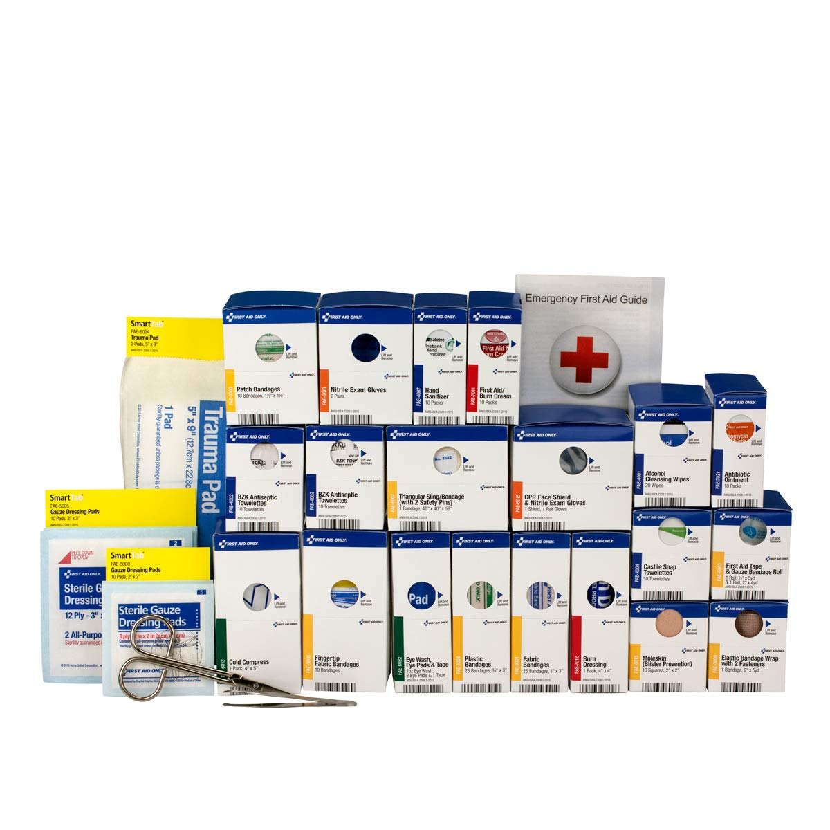 Xpress First Aid Large SmartCompliance Refill Pack by Xpress First Aid