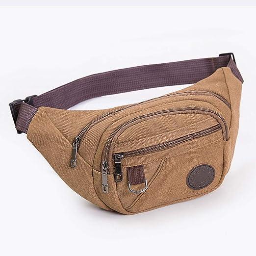 Women Men Outdoor Hiking Sports Waist Bum Bag Waterproof Phone Purse Fanny Pack