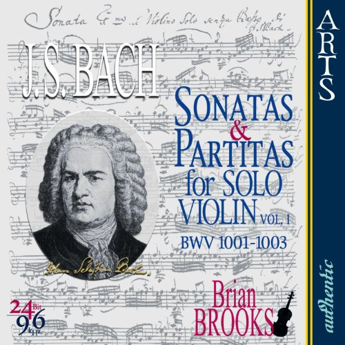- Bach: The complete Sonatas & Partitas for Solo Violin - Vol. 1