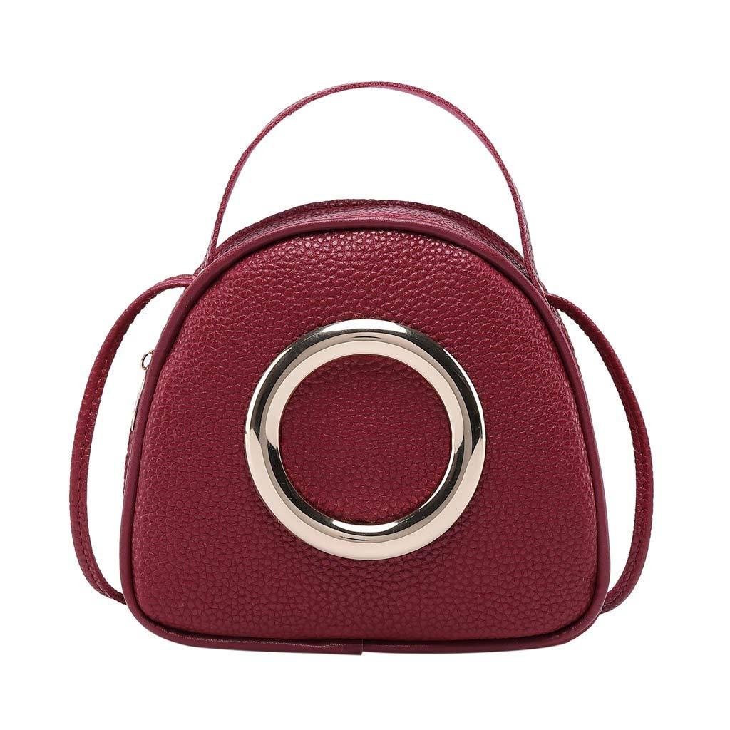 FGDJEE Leather Bag Mini...