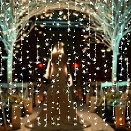 Curtain Lights String Wedding Decorative