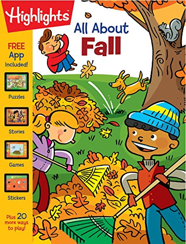 All About Fall (Highlights All About Activity Books)