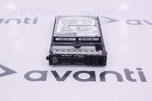 "HP 787647-001 900GB 10K RPM SAS 2.5"" Hard Drive 768788-003 EG0900JEHMB Firmware HPD1"