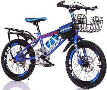 TD Bicicleta para Niños 6-8-10-12 Años Carro De Bebe 20/22 ...