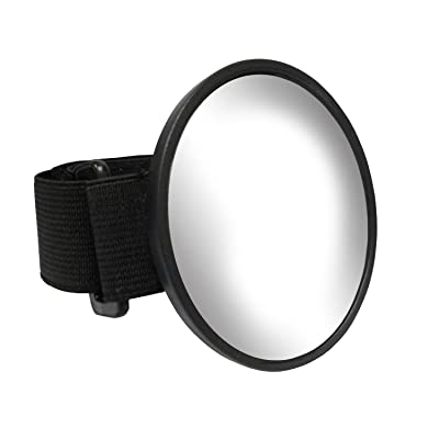 "Ken Sean 97012 3"" Round Hand Mount Snowmobile Mirror: Automotive"