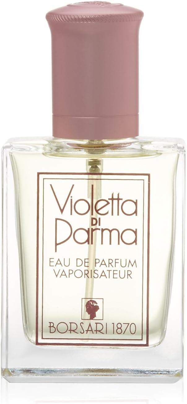 Borsari 1870 Violetta Di Parma - Perfume para mujer con vaporizador, paquete de 1 unidad (1 x 50 g): Amazon.es: Belleza