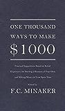1000 WAYS TO MAKE MONEY (English Edition)
