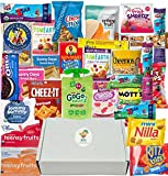 yogurt bars kids - 28 Days of Youth / Toddler Variety Snacks: Great Mix of brands, bars and chewy snacks. Limited chip snacks. No candy. Great for kids, vacations, care packages. - 28 individually wrapped snacks