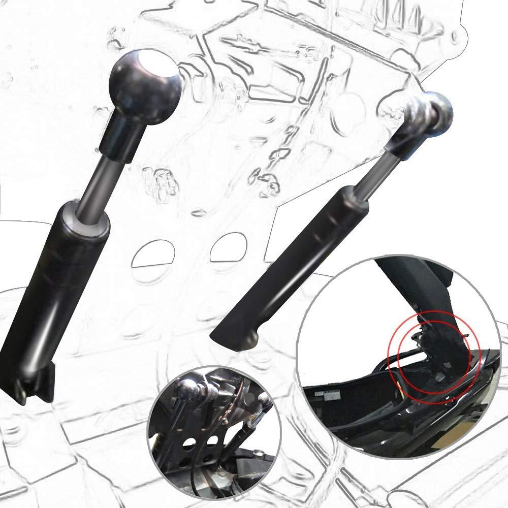 support de rangement ONE BY CAMAMOTO AMORTISSEURS DE COUPLE MOTO T-MAX Selle de levage porte-canne pour les mod/èles YAMAHA TMAX 500 ann/ées 2008//2009//2010//2011 et TMAX 530 ann/ées 2012-2016