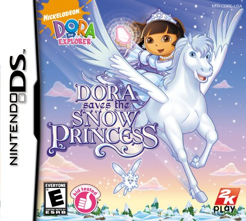 Dora the Explorer: Dora Saves the Snow Princess - Nintendo -