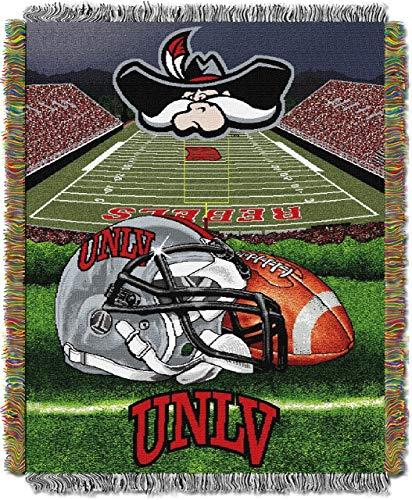 Northwest COL 051 HFA Tapestry Throw NCAA Team: UNLV