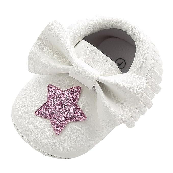 VECDY Zapatos Bebe Niña Primeros Pasos, Linda Sandalias Bebe ...
