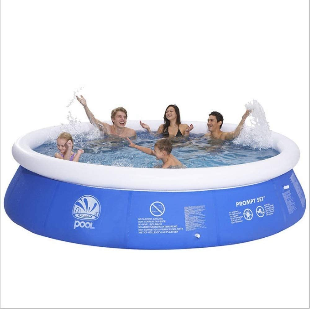 TNUGF Piscina Hinchable Banera Piscinas Piscina para Adultos, Red ...