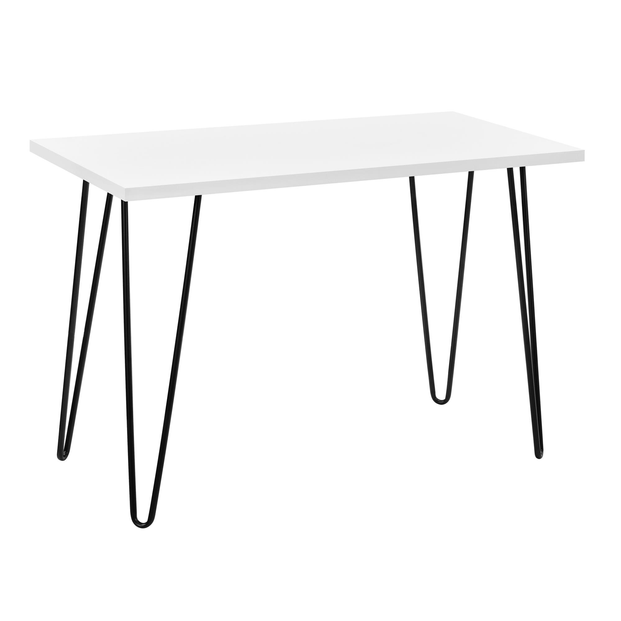 Ameriwood Home 9327015COM Owen Collection Retro Desk, White by Ameriwood Home
