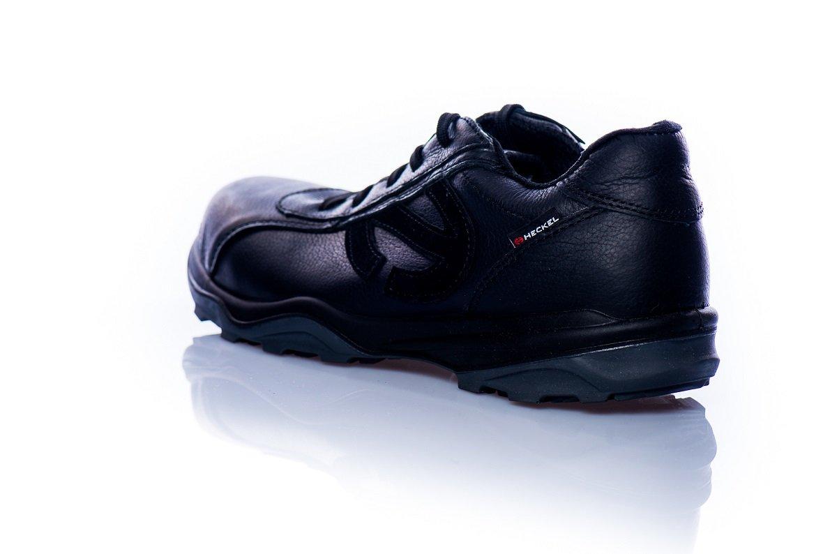 Heckel Zapatos bajos de seguridad RUN-R Edición ACE S1P libre de metal, extremadamente ligera, div. mod. Gr - Negro, 46 EU: Amazon.es: Amazon.es