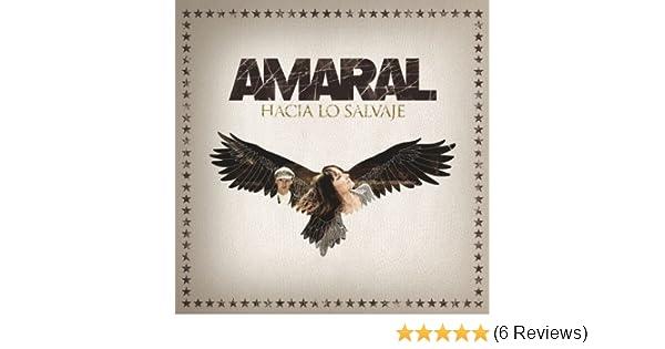 Amaral Hacia Lo Salvaje Vinyl + CD