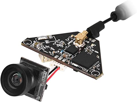 Opinión sobre BETAFPV A01 AIO Camera 5.8GHz VTX Transmitter 800TVL NTSC/PAL OSD SmartAudio for 2-4S Tiny Whoop Drone(Pin-Connected Version)