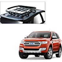Autopearl Car Roof Quest Luggage Carrier for New Ford Endeavour