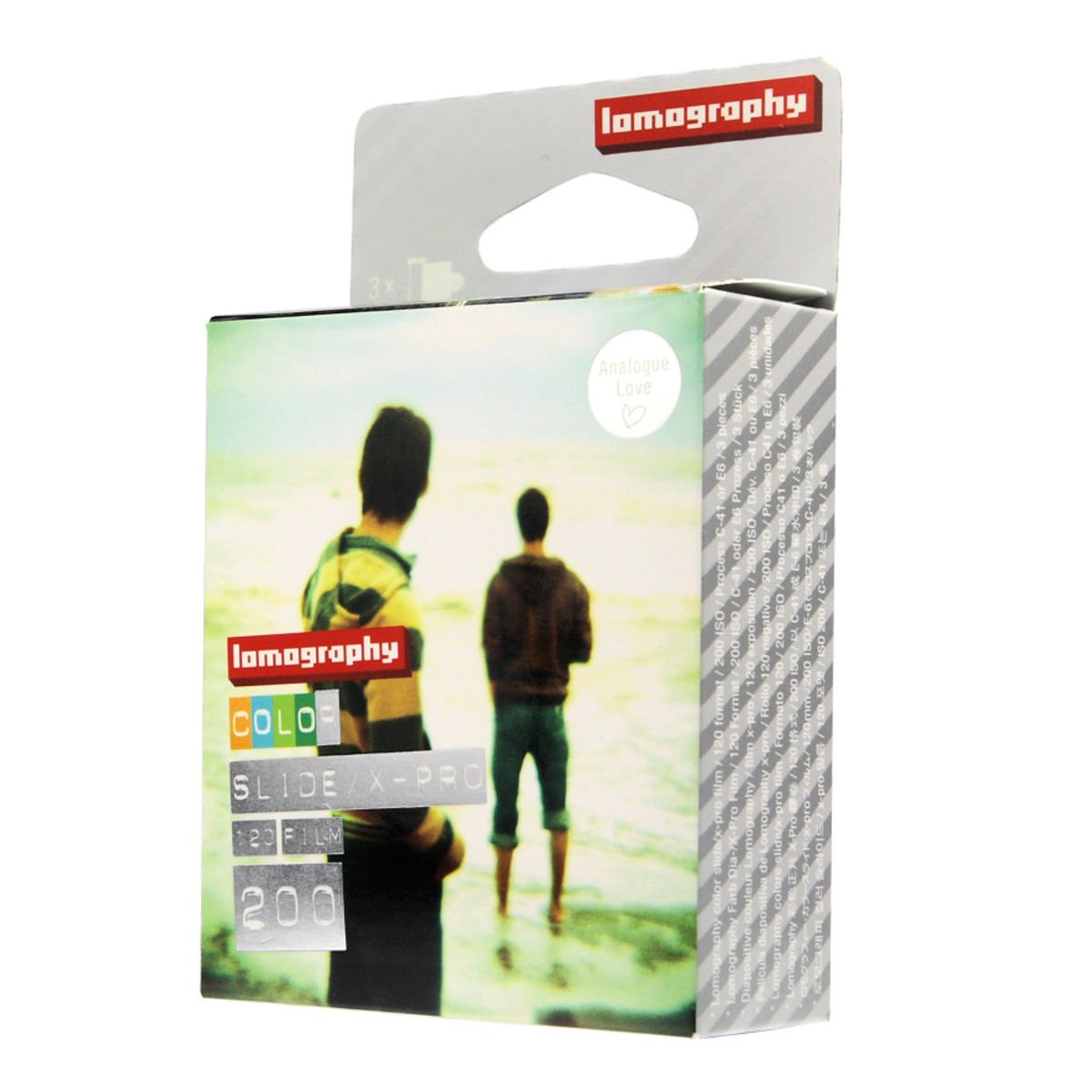 amazon lomography x pro slide 200 120 3 pack クロスプロセス現像用