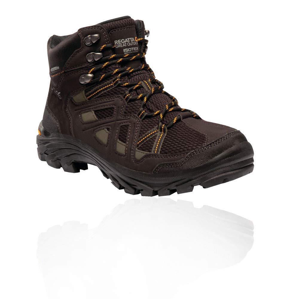 Regatta Herren Burrell Ii Trekking- & Wanderstiefel Wanderstiefel Wanderstiefel braun 3676cd