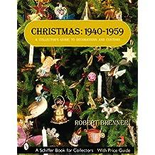 Christmas, 1940-1959