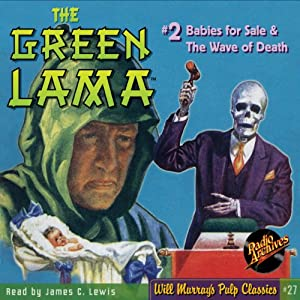 The Green Lama #2 Audiobook