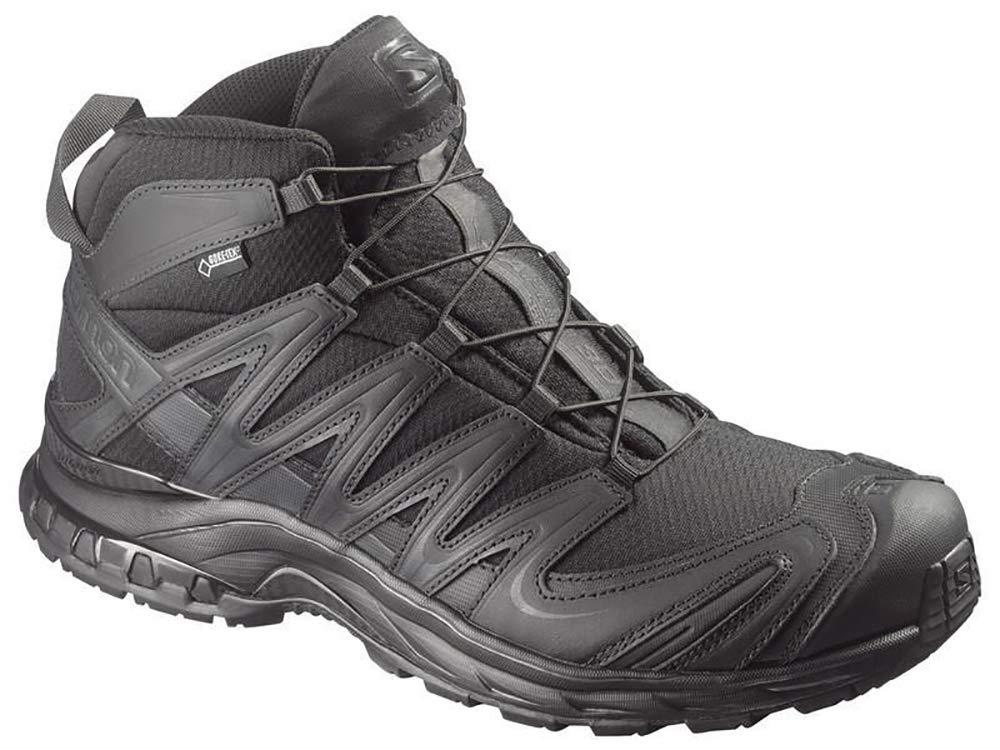 Salomon Men's XA Pro Mid GTX Forces Black Size 10.5