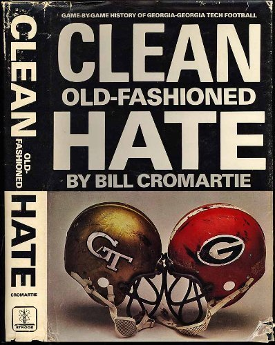 Clean old-fashioned hate ebook