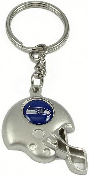 aminco NFL Helmet Key Ring