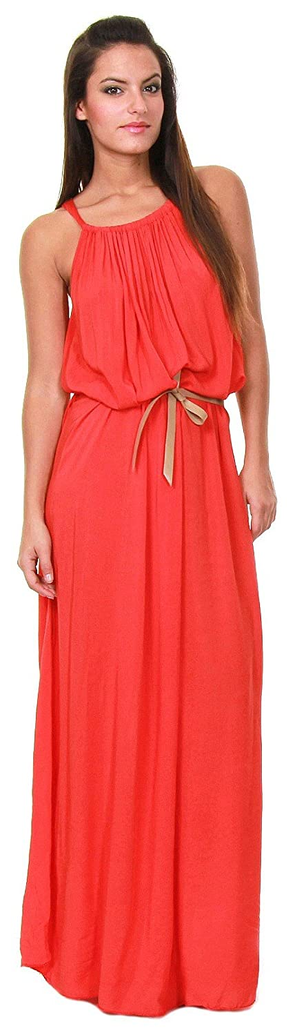RIO Paris Women Dress red BELLA-12