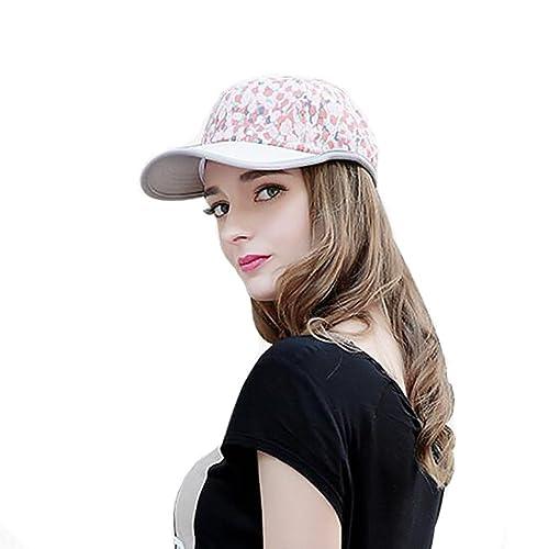 casquillo del verano/gorras de béisbol/Pareja deportiva gorra/visera-A Ajustable