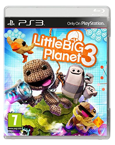 Little Big Planet 3 (PS3) (UK IMPORT)