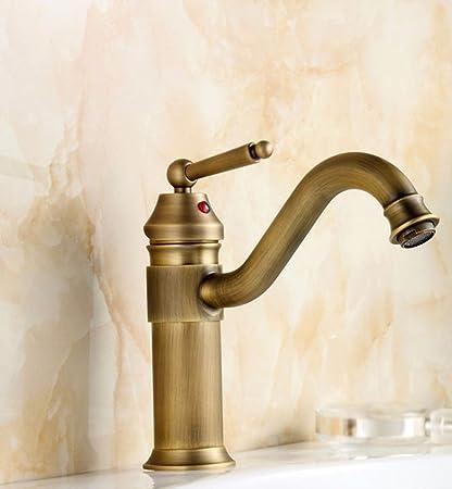 Amazon.com: LHbox Basin Mixer Tap Bathroom Sink Faucet European ...