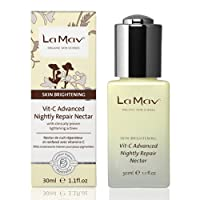 La Mav Vit-C Advanced Nightly Repair Nectar 30ml Australian-certified Organic 100%...