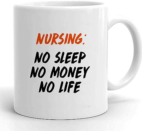 Nurse Mug Funny Nurse Mug Nursing Mug Nurse Gift Ideas Nurse Gifts Mug For Nurse Gift For Nurse Nurse Cup Funny Nurse Gift Rn Mug Amazon Co Uk Kitchen Home