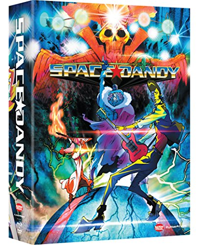 Space Dandy: Season 1 - The Aloha Oe Crew Edition (Amazon Exclusive) [Blu-ray + DVD] by Funimation