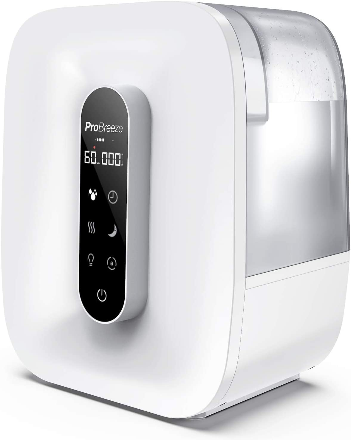 Pro Breeze® 5.6 Litre Ultrasonic Humidifier & CV Fogging