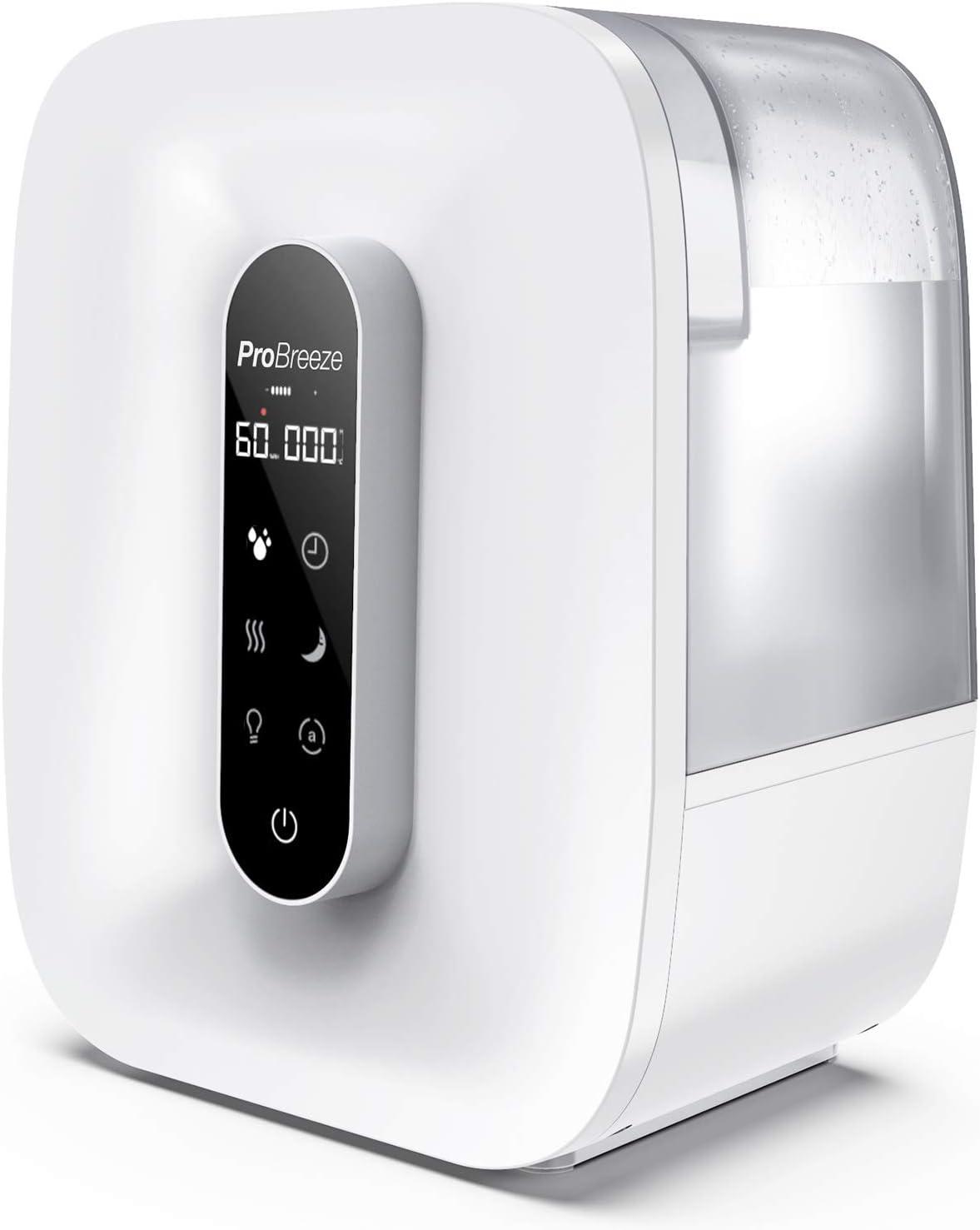CVS Humidifier Review: Warm Moisture Humidifiers vs Cool Moisture