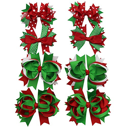 QtGirl Pieces Christmas Pairs Toddlers product image