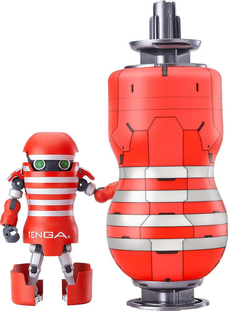 TENGA☆ロボ TENGAロボ メガTENGAビームセット[初回限定] ノンスケール ABS製 塗装済み完成品変形トイ